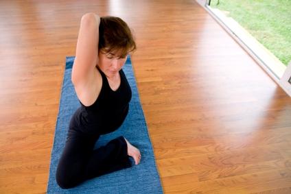 Toronto Fitness Classes - Stretching